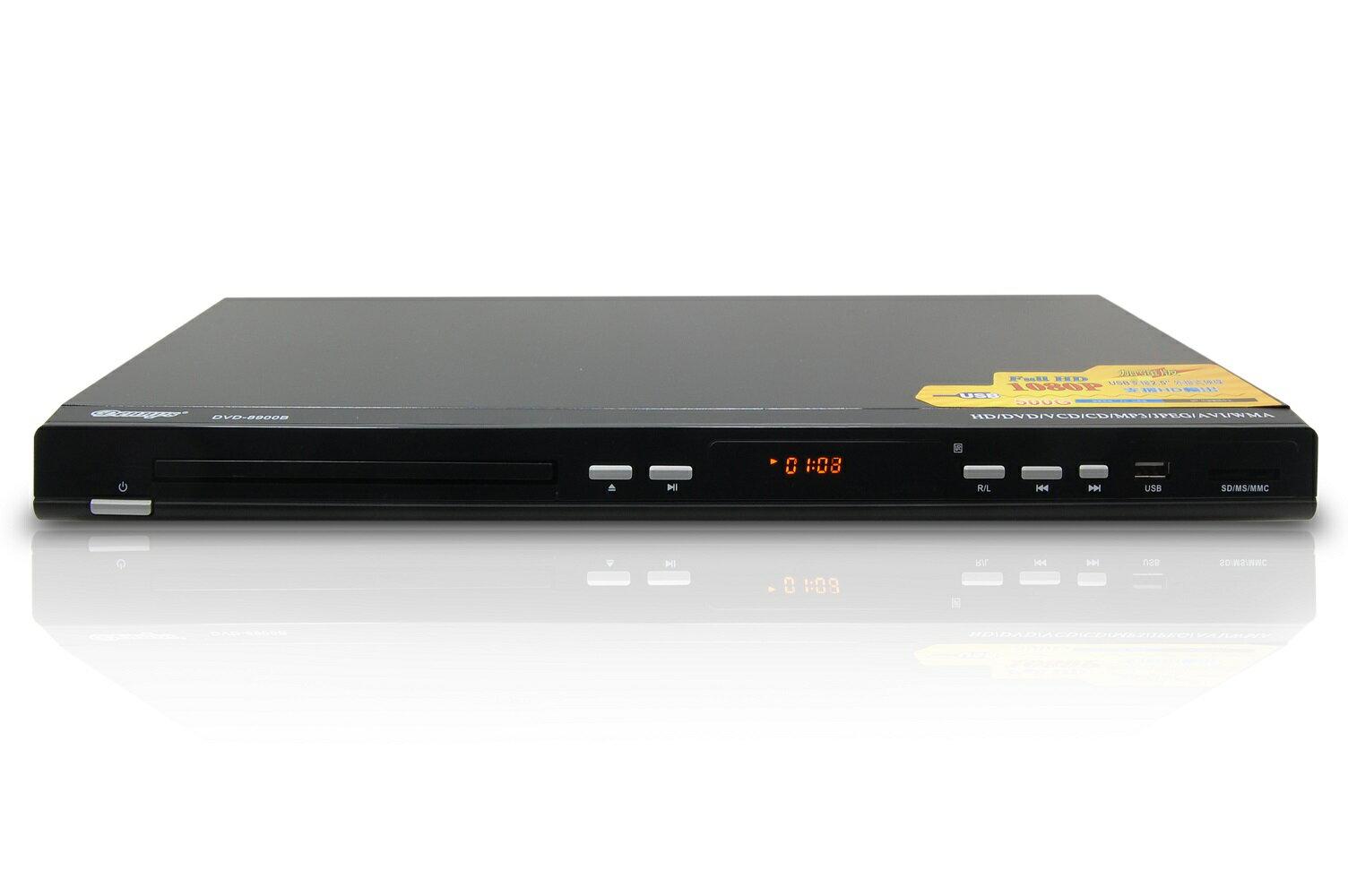 <br/><br/>  【迪特軍3C】Dennys USB/SD/HDMI/DVD播放器(DVD-8900B)<br/><br/>