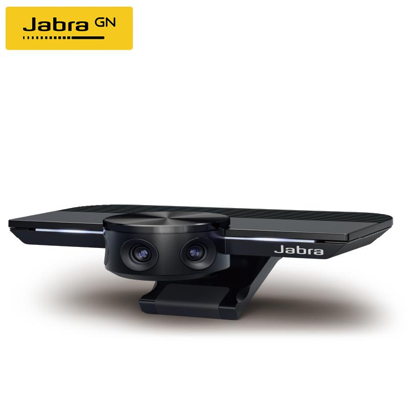 【Jabra】PanaCast 全球智能視訊解決方案(含壁掛) 180度自然景觀/全景4k視頻技術/智能縮放/優化視頻/即插即用/隨處可見