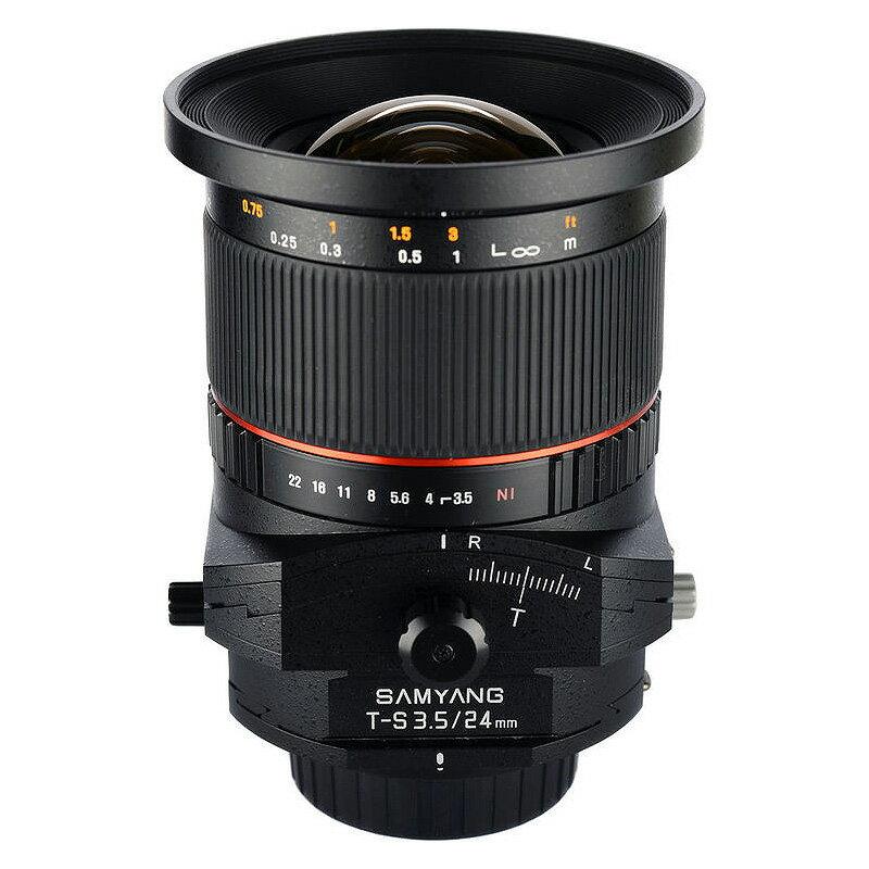 ◎相機專家◎ SAMYANG 24mm T-S F3.5 for Sony E 手動移軸鏡頭 正成公司貨