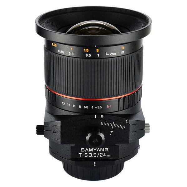 ◎相機專家◎SAMYANG24mmT-SF3.5forSonyE手動移軸鏡頭正成公司貨