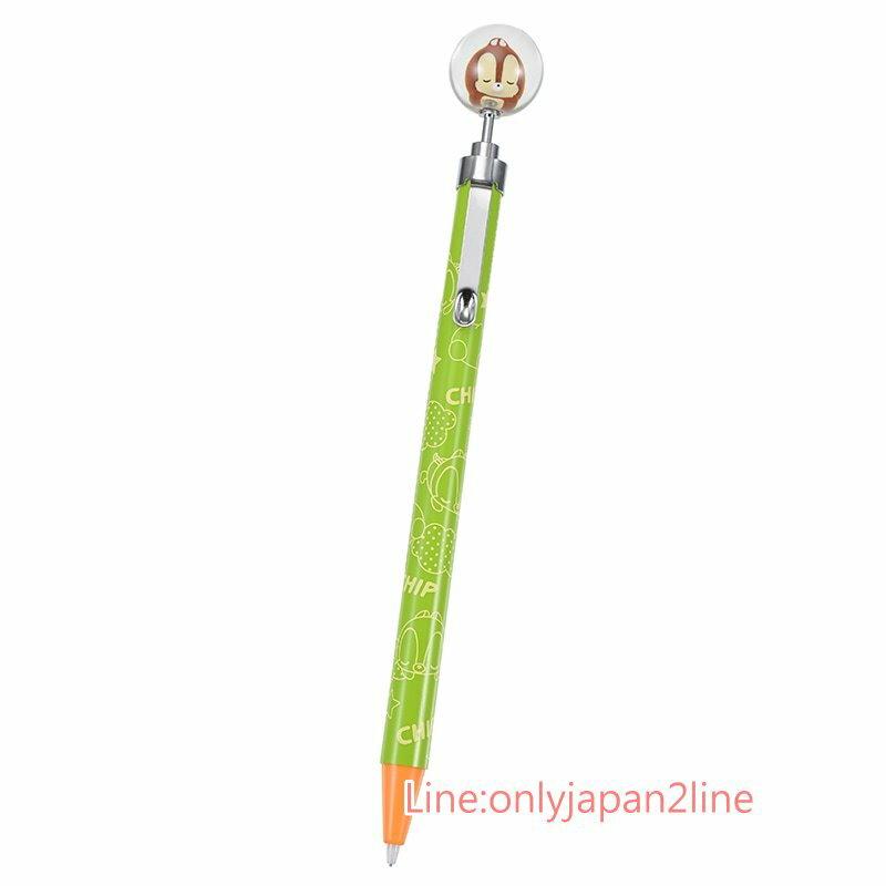 【真愛日本】17031300023 日製專賣店水晶球筆-睡奇奇+BAC 迪士尼專賣店限定 自動鉛筆 文具 日本製