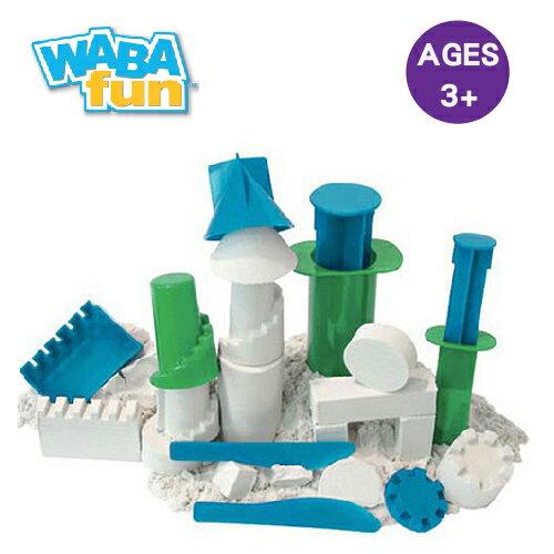【限量出清$199】美國【WABA FUN】城堡模型組(寶貝玩沙好物) 0