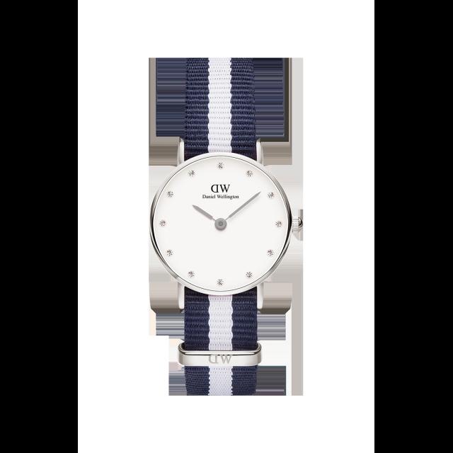 【Daniel Wellington】DW手錶CLASSY GLASGOW 26MM(免費贈送另一組表帶)【全店免運】 ARIBOBO 艾莉波波