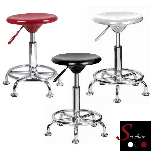 邏爵家具~LOG-155-2畢尼費吧椅工作椅研究椅旋轉椅升降椅單入(三色)