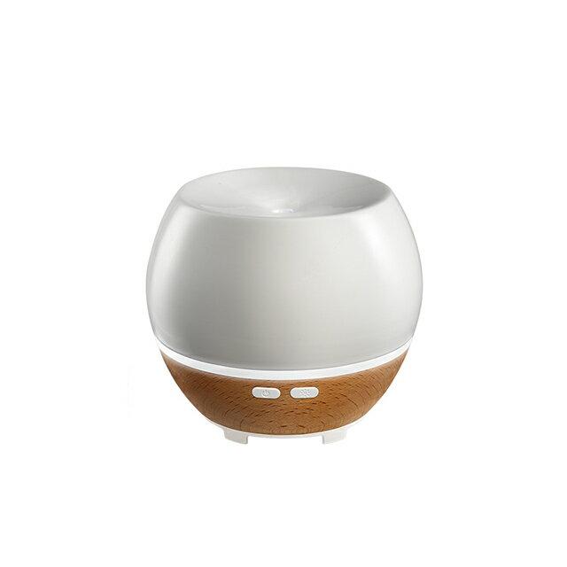 《美國ELLIA伊莉亞》極簡圓陶瓷香氛水氧機(白色) ARM-530