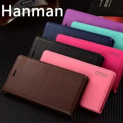 【Hanman】SamsungGalaxyJ2Pro2018J2505吋真皮皮套翻頁式側掀保護套手機套保護殼-ZW