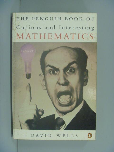 ~書寶 書T7/科學_GCJ~Curious and Interesting Mathem