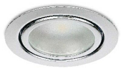 嵌燈★5.8公分 泛光型 LED崁燈 3W 銀框 全電壓 白光/黃光★永旭照明VXZ1-JK-103SV%
