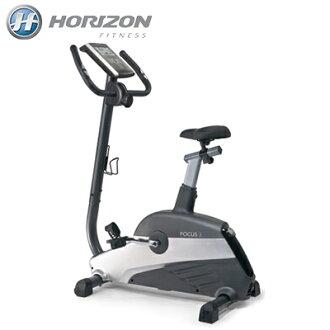 JOHNSON喬山 HORIZON Focus3 直立式健身車