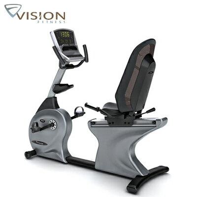 市場最低↘JOHNSON喬山 VISION R40 Classic 斜臥式健身車《支援Passport互動影音系統》