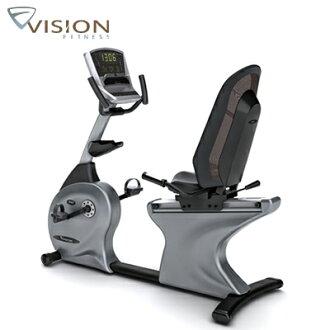 JOHNSON喬山 VISION R40 Classic 斜臥式健身車《支援Passport互動影音系統》