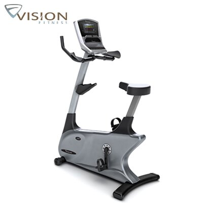 市場最低↘JOHNSON喬山 VISION U40 Classic 直立式健身車《支援Passport互動影音系統》