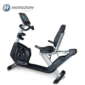JOHNSON喬山 - HORIZON Comfort R7-02 斜臥式健身車