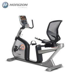 市場最低↘JOHNSON喬山 HORIZON Elite R4000 斜背式健身車