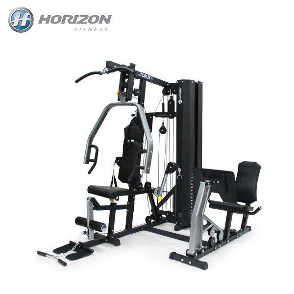 市場最低↘JOHNSON喬山 HORIZON Torus 5 多功能重量訓練機