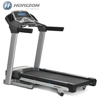 市場最低↘JOHNSON喬山 HORIZON Paragon 6 電動跑步機