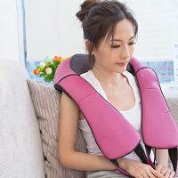 療癒按摩家電到台同健康活力館|深層3D立體揉捏肩頸按摩帶 《第三代揉捏升級》
