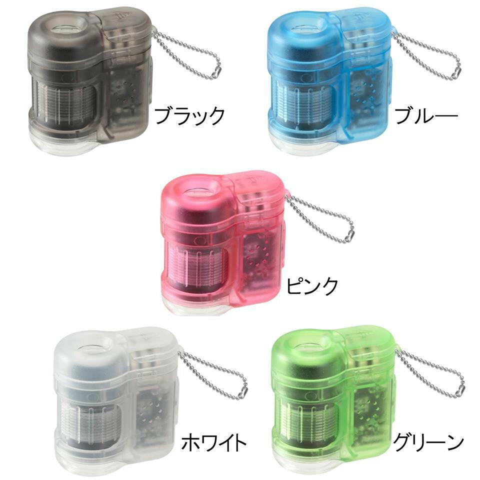 凱倫現貨-日本進口藤井Raymay 攜帶型 顯微鏡petit 20倍