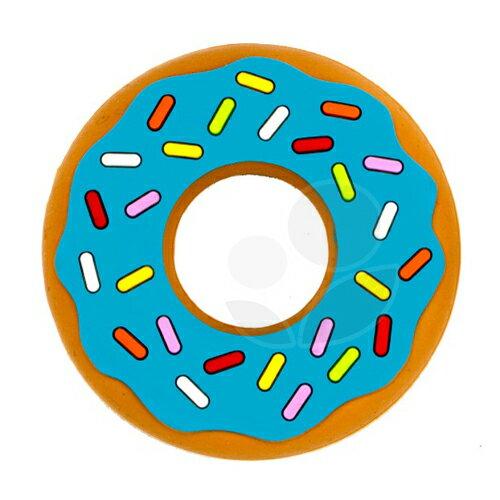 美國SilliChews藍色甜甜圈咬牙器【悅兒園婦幼生活館】