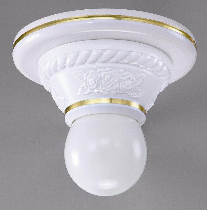 【豪亮燈飾】單吸頂燈 V8-1287 ~吊扇  燈泡  燈管  省電  LED燈泡  燈具