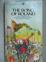 【書寶二手書T9/原文小說_IQT】The Song of Roland