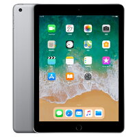 預購APPLE iPad 32G WiFi 太空灰MR7F2TA/A【2018新機】【愛買】 0