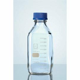 《實驗室耗材專賣》德製DURAN SCHOTT GL45\n方型血清瓶 250ML 實驗儀器 試藥瓶 樣品瓶\n收納瓶 儲存瓶