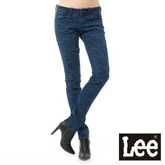 【經典丹寧牛仔褲↘1500】 Lee 402 超低腰緊身窄管牛仔褲-女款