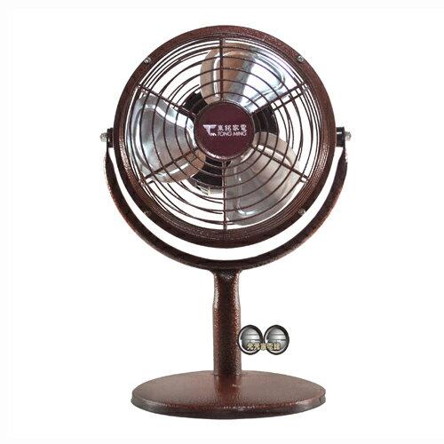 東銘6吋復古風扇TM-6001