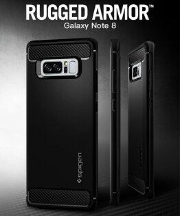 倍思Note8-RuggedArmorSamsung手機殼三星手機套手機保護套生日