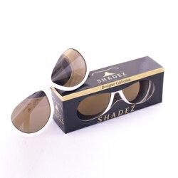 瑞士【SHADEZ】兒童太陽眼鏡設計款-白色蜜蜂(0-3歲)