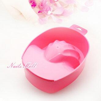 一般型泡手盆(隨機出色) 美甲工具 清潔泡手碗 軟化角質 硬皮 死皮