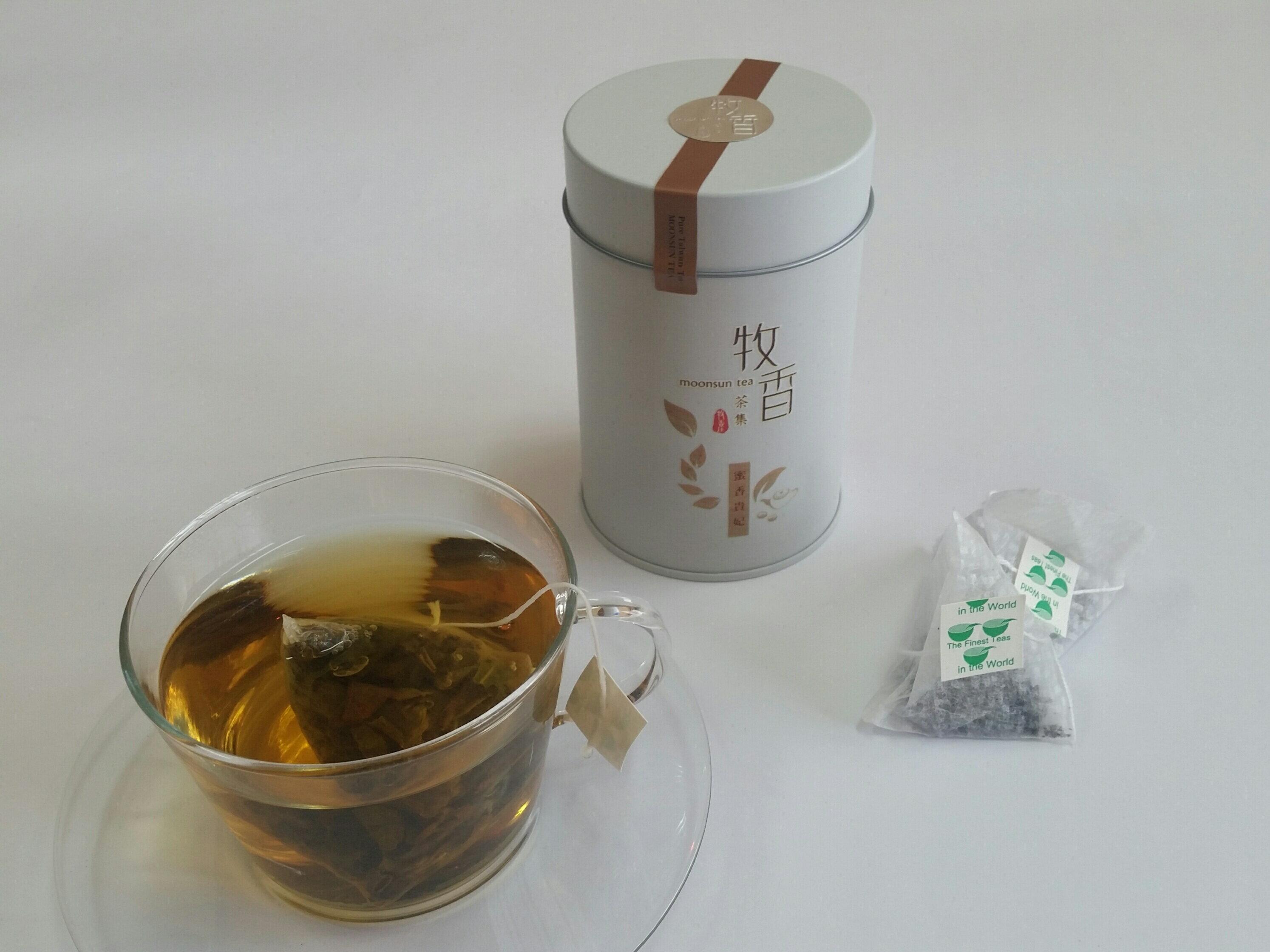 ~牧香茶集 高山茶~蜜香貴妃烏龍茶嘗鮮罐8入