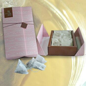 『牧香茶集花茶系列』烏龍原片茶包禮盒---綜合口味   Oolong tea bag mix box