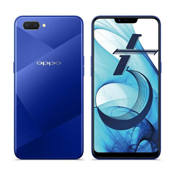 滿3,000點數10%回饋 OPPO AX5 3G / 64G 6.2吋 八核心 智慧型手機 免運費 1