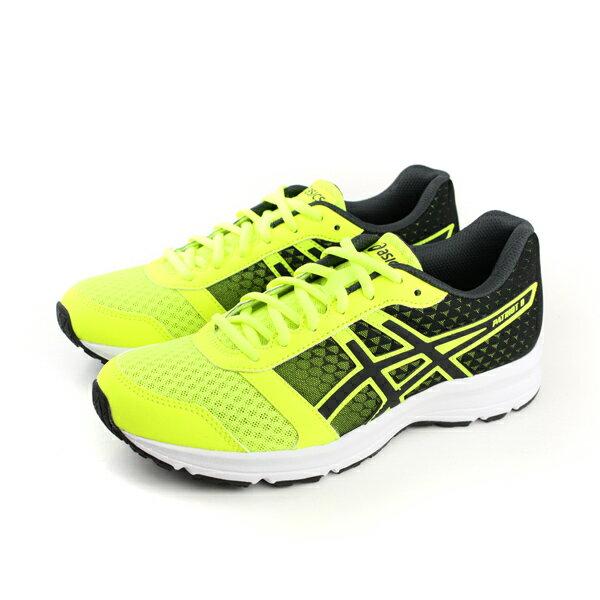 亞瑟士ASICS PATRIOT 8 運動鞋 黃色 男鞋 no309