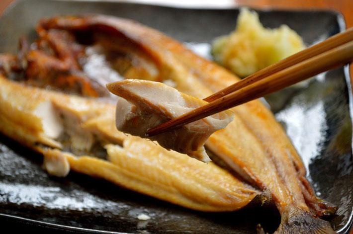 北海道產★𩸽魚一夜干(真ほっけ) -1隻約270克 3