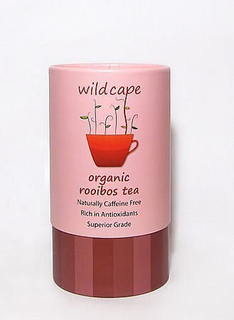 Wild Cape 野角有機南非國寶 40茶包/罐