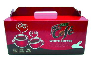 新源隆 怡保白咖啡盒裝六入禮盒組