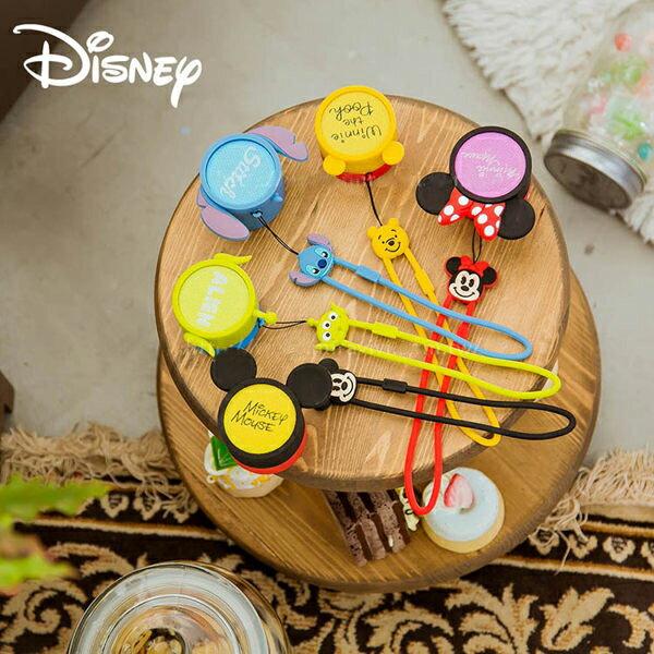 【手機周邊大平台】正版迪士尼 造型藍芽喇叭 官方授權 三眼怪 米奇 米妮 史迪奇 維尼 可當自拍遙控器 也可接聽電話
