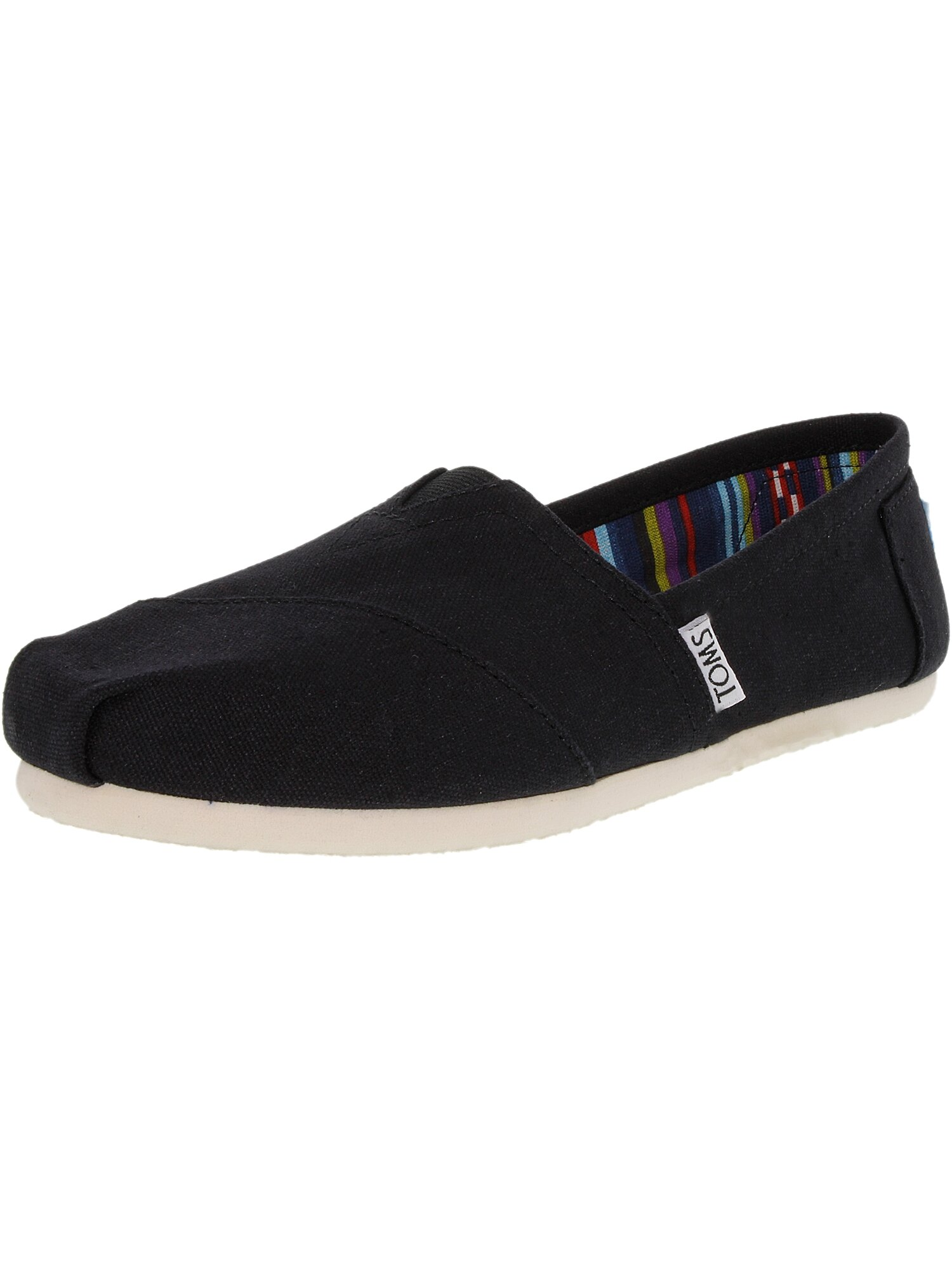 5a382f02c44 AreaTrend  Toms Women s Classic Canvas Ankle-High Flat Shoe ...