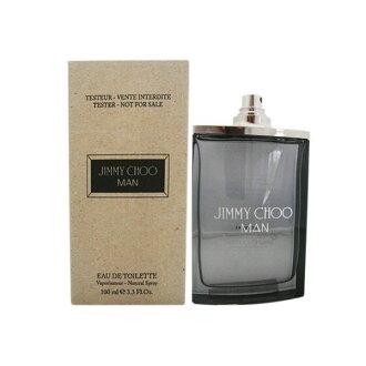 JIMMY CHOO 同名男性淡香水 100ml 【A002170】Tester環保包裝《Belle倍莉小舖》