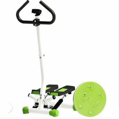 【扶手踏步機-S032D-40.5*35*110cm-1套/組】多功能瘦身腳踏機帶扶手-5670703-1