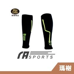 【RH shop】瑪榭襪品 透氣壓力小腿套(單入) 台灣製 M號 MS-21583