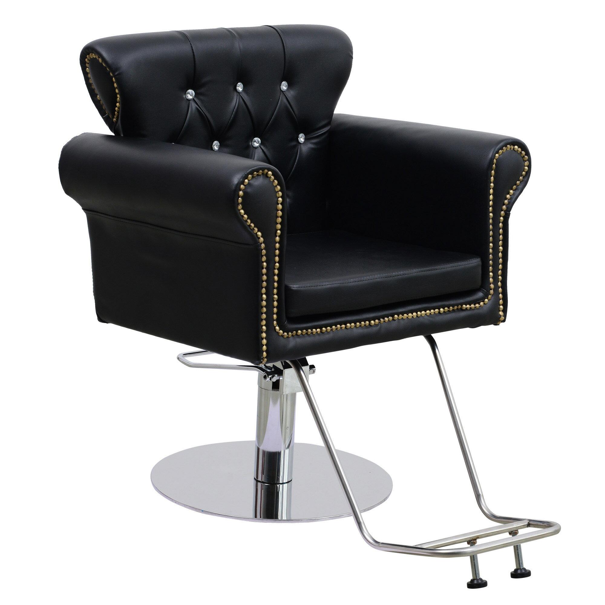 BarberPub Classic Hydraulic Barber Chair Styling Salon Beauty Equipment 8899