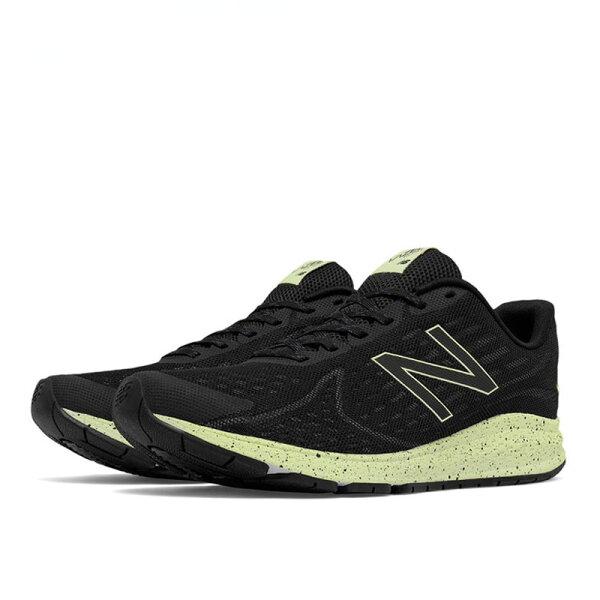 NewBalanceVAZEE男鞋慢跑無縫寬楦輕量透氣黑【運動世界】MRUSHPJ2