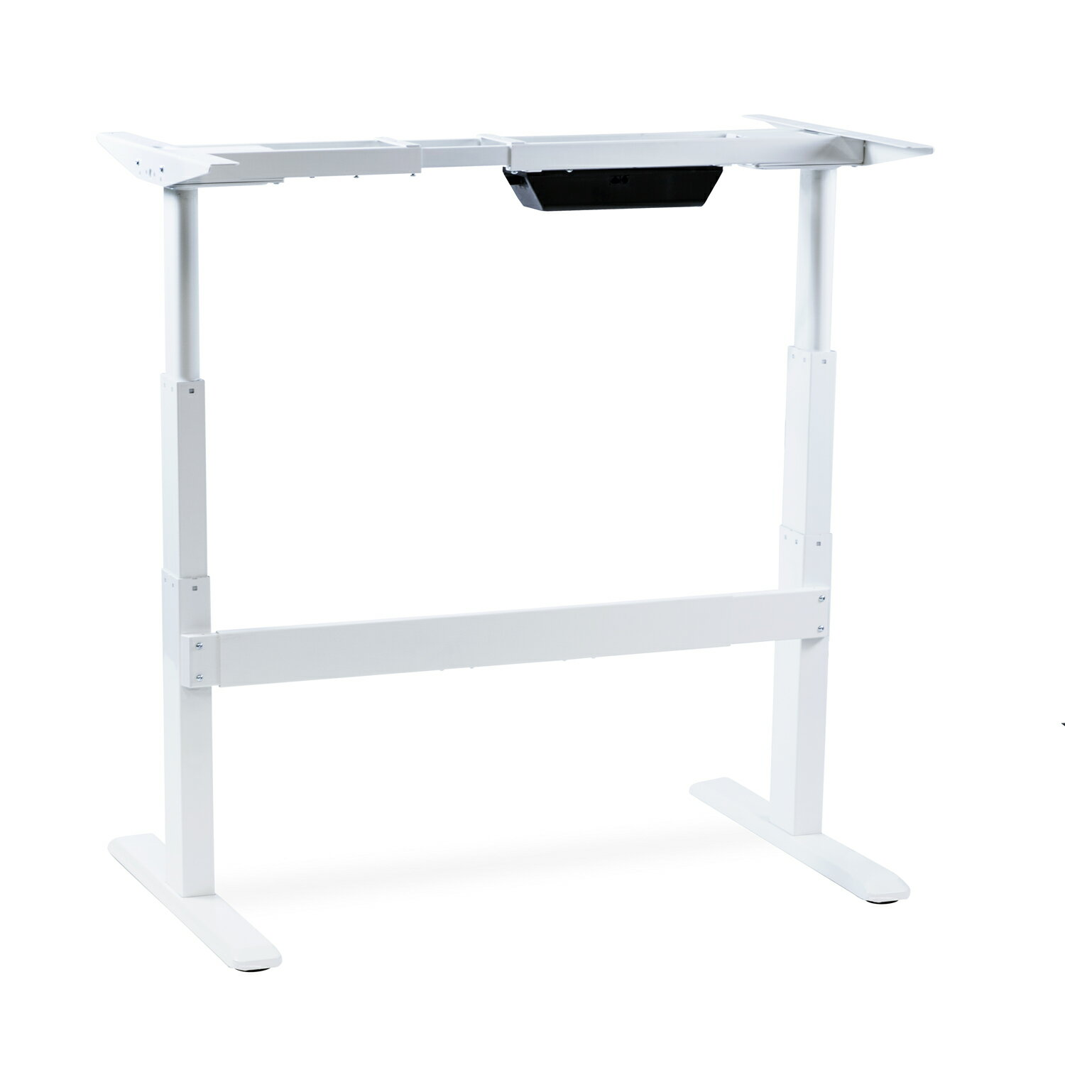 Mount It Electric Stand Up Desk Frame Only Dual Motor Height Adjule