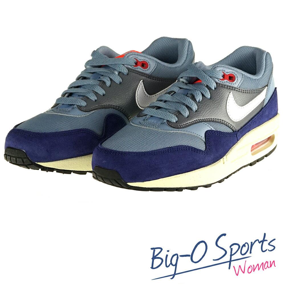 NIKE 耐吉 WMNS AIR MAX 1 ESSENTIAL 復古運動鞋 女 599820400 Big-O Sports