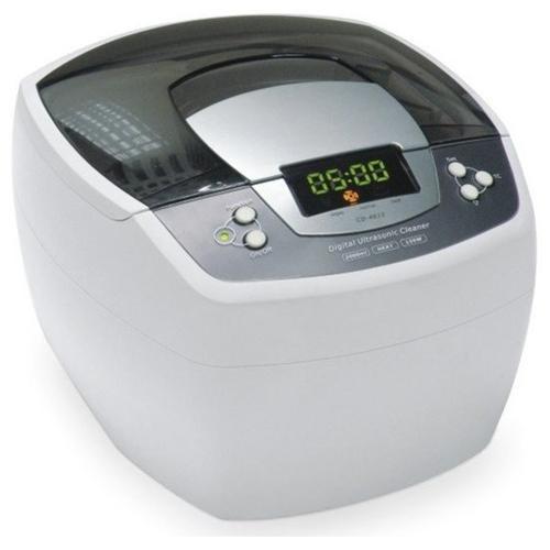 SharperTek Digital CD-4810 Heated Ultrasonic Jewelry Cleaner 3e24584d6dfcc8832d570a0d55eff8d9