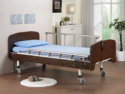 【送好禮】電動病床 電動床 立新電動護理床(1馬達)F01 好禮雙重送